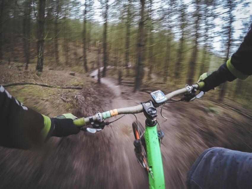 Gorsko kolesarstvo v Sloveniji čedalje bolj priljubljeno